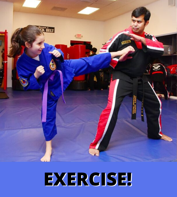 Kids Karate Flowery Branch