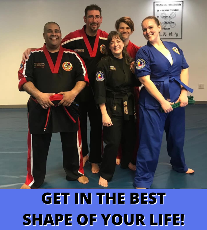 Adult HapKiDo Classes Duluth GA
